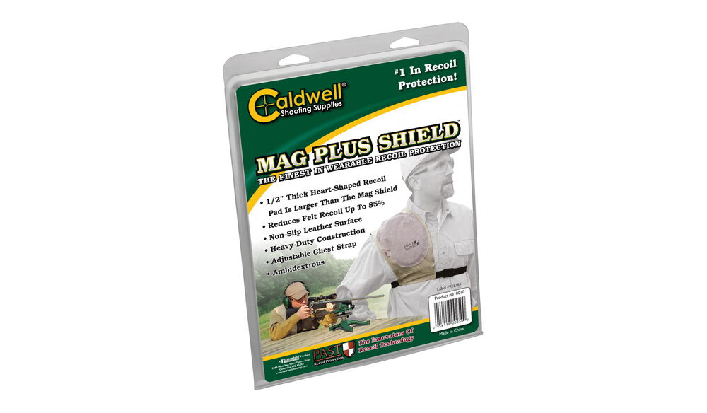 Mag Plus Recoil Shield (Ambidextrous)