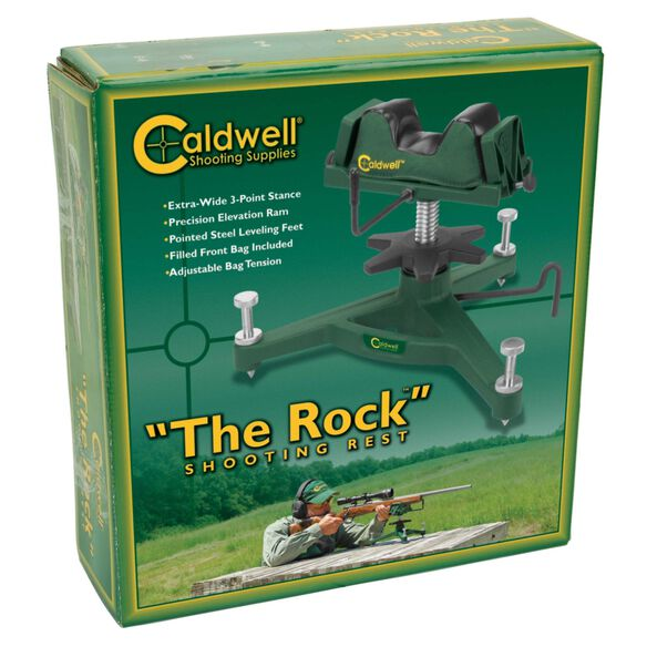 The Rock Deluxe Shooting Rest