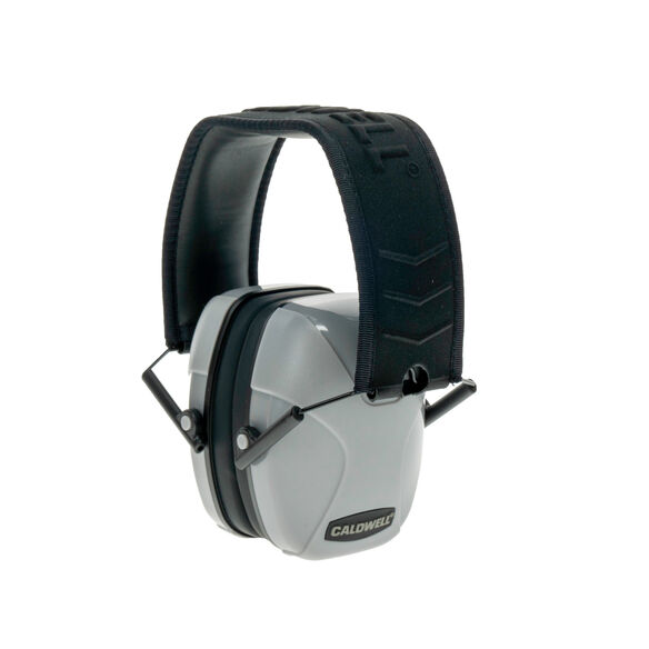 Passive Low Pro Earmuff Gray 23NRR