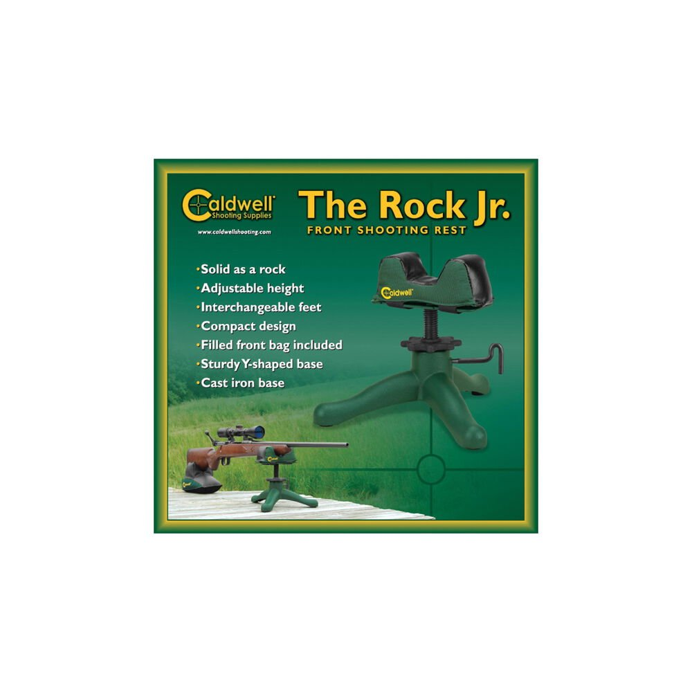Caldwell The Rock JR Y-shaped Shooting Rest For Outdoor Gamme