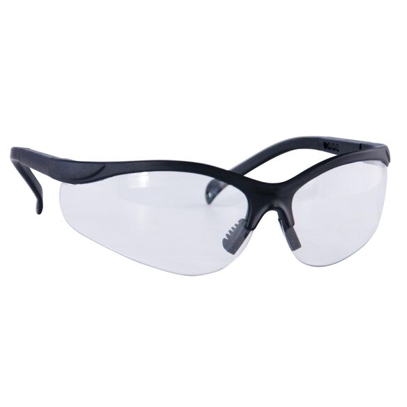 E-Max Low Pro Elec. Muff w/Shooting Glasses