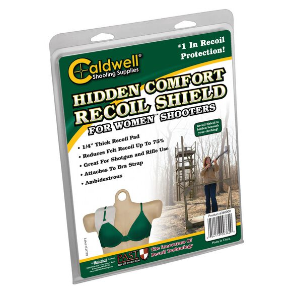 Hidden Comfort Recoil Shield for Women