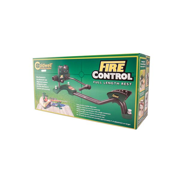 Fire Control Front Rest