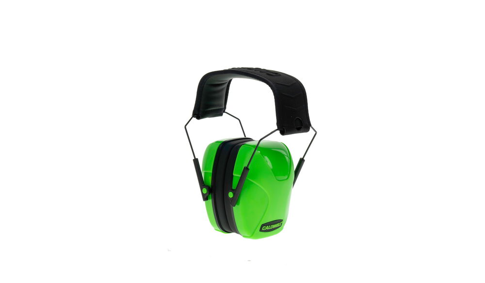 Youth Passive Earmuff Neon Green