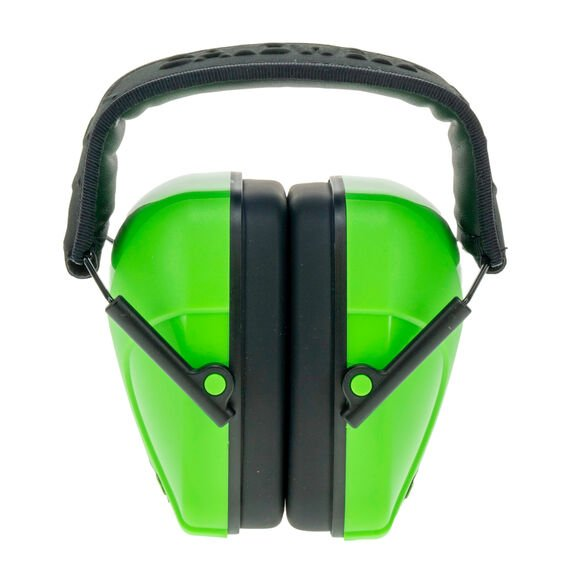 Youth Passive Earmuff Neon Green