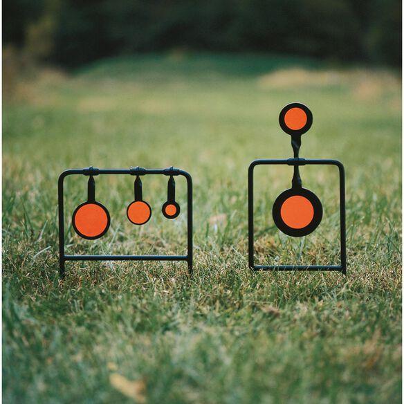 Triple Spin .22 Rimfire Swinging Target