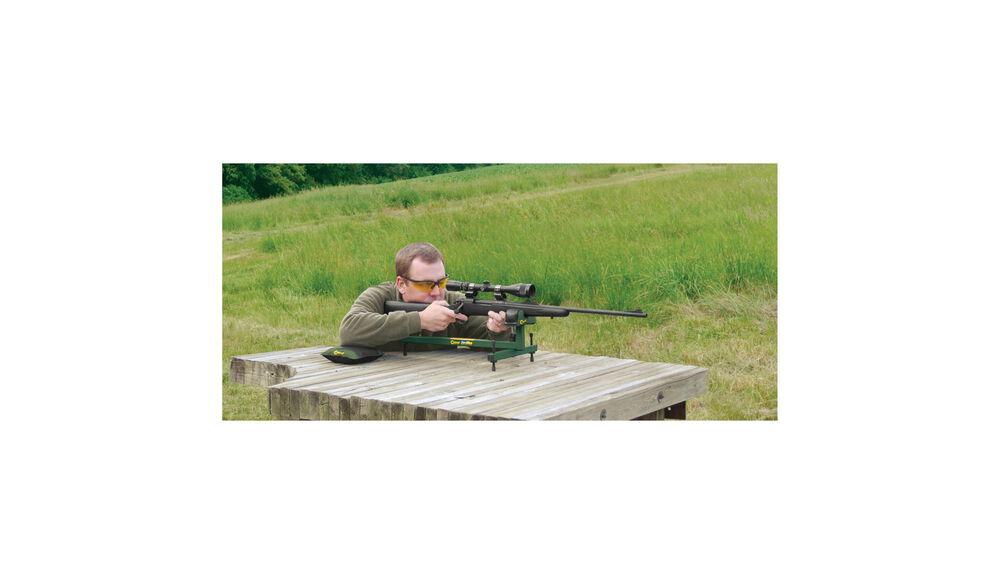 Zero-Max Shooting Rest