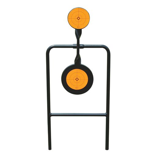 Double Spin Centerfire Handgun  Swinging Target up to .44 mag