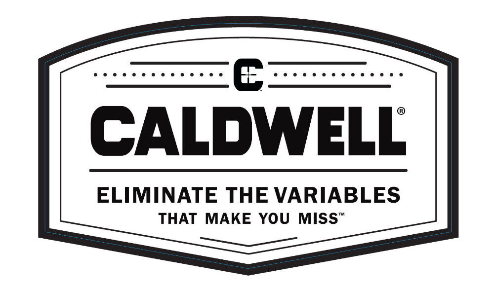 Caldwell Shield Decal