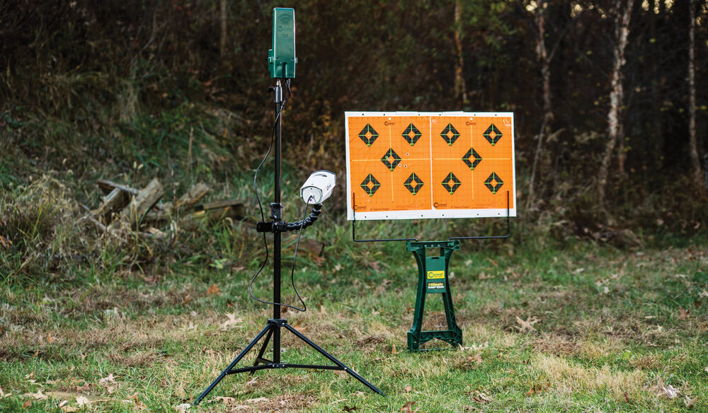 Ballistic Precision Sight in Target Camera