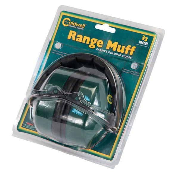 Range Muff, 33 NRR