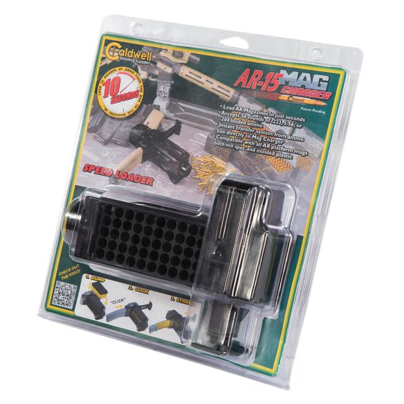 AR-15 Mag Charger