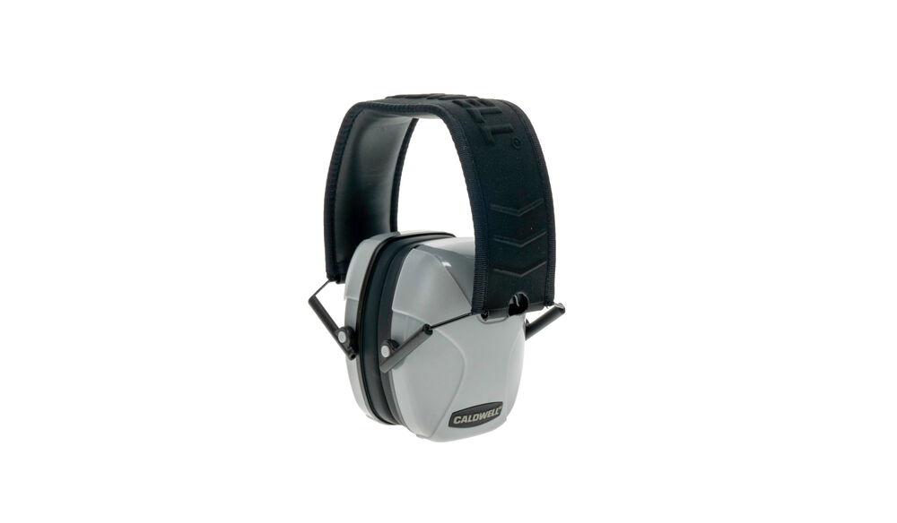Passive Low Pro Earmuff Gray 24NRR