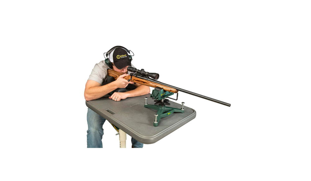 The Rock Deluxe Shooting Rest Caldwell
