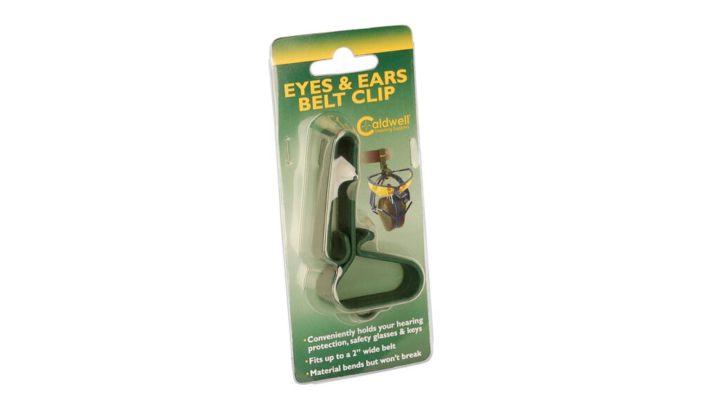 Eyes and Ears Belt Clip
