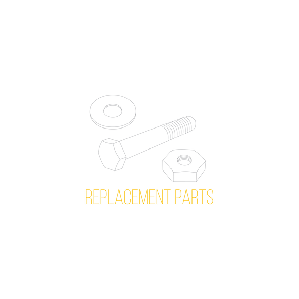 Rubber Foot & Screw Assembly