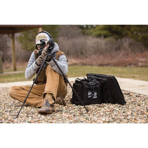 AR Bipod Sitting, Black