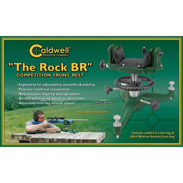 Rock BR Competition Front Shooting Rest