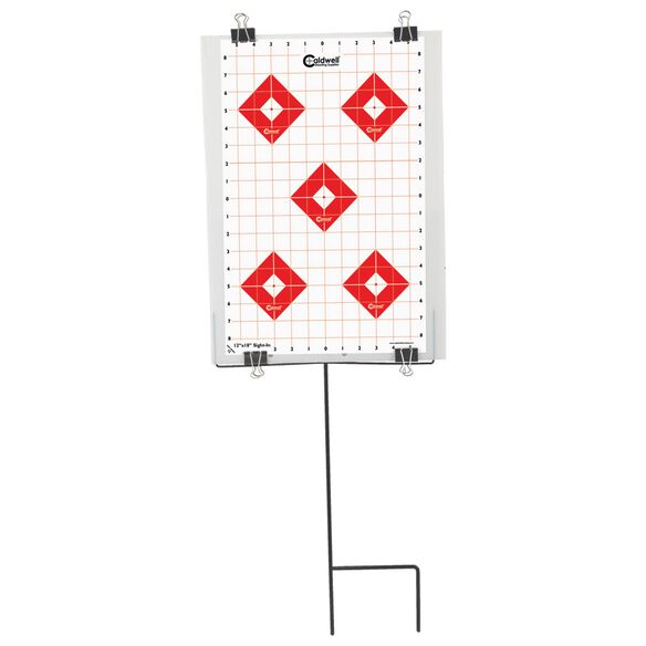 Ultra Portable Target Stand w/ Targets
