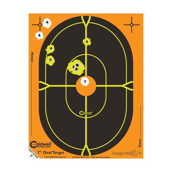 Caldwell® Orange Peel® Oval and Silhouette Targets